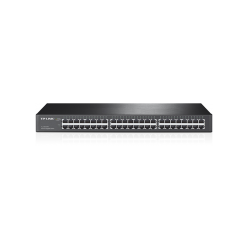 SWITCH GIGABIT CON 48 PUERTOS 10/100/1000MBPS, PARA RACK.