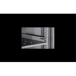 """ARMARIO RACK 6U MURAL CON ACCESORIOS 19"""" 600X450X368mm- BANDEJA"""