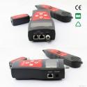 TESTER REDES TELECOMUNICACIONES CON PANTALLA LCD- DETALLE
