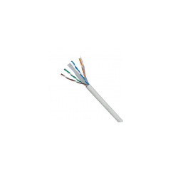CABLE R&M CAT.6 UTP LSZH COLOR BLANCO (BOBINA DE 305M)