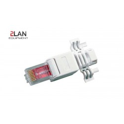 Conector RJ45 CAt.6 UTP tooless