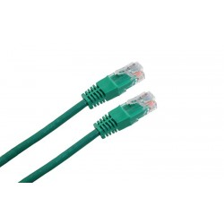 LATIGUILLO RJ45 CAT.6 UTP LSZH 10M COLOR VERDE
