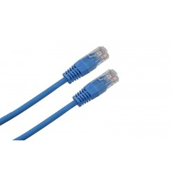 LATIGUILLO RJ45 CAT.6 UTP LSZH 0.5M COLOR AZUL