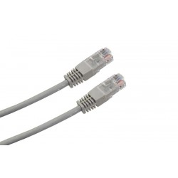 LATIGUILLO RJ45 CAT.6 UTP LSZH 0.5M COLOR GRIS