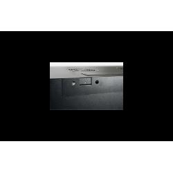 "ARMARIO RACK 6U MURAL 19"" 600X450X368mm- DETALLE ENGANCHE"