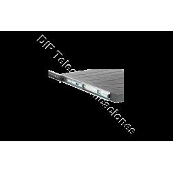 "BANDEJA RACK TELESCOPICA 19"" PARA ARMARIOS PROF.1000mm- DETALLE EXTENSION"