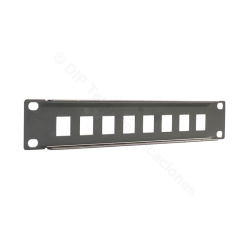 "PATCH PANEL 10"" 8PTOS. VACIO - TRASERA"