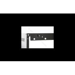 """ARMARIO RACK 4U MURAL 10"""" 280X310.8X240mm DESMONTADO - DETALLE ENGANCHE"""