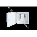 CAJA BASTIDOR 50 PARES KRONE CON LLAVE 21.5X19X10.2