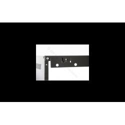 """ARMARIO RACK 12U MURAL 19"""" 520X450X620mm DESMONTADO- DETALLE ENGANCHE"""