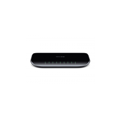 SWITCH GIGABIT DE SOBREMESA CON 8 PUERTOS 10/100/1000MBPS- FRONTAL