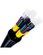Cables de fibra óptica para Monomodo y Multimodo