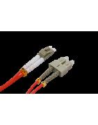 Latiguillos fibra optica Multimodo LC-SC – DIP Telecomunicaciones