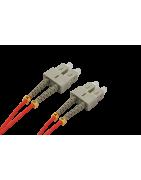 Latiguillos fibra optica Multimodo SC-SC – DIP Telecomunicaciones