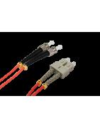 Latiguillos fibra optica Multimodo SC-ST – DIP Telecomunicaciones